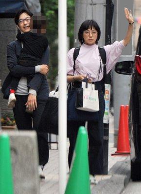 菅野美穂の子どもの性別・年齢・人数